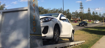 perth towing companies